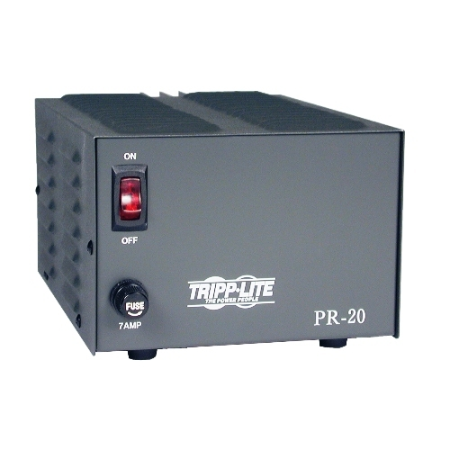 POWER SUPPLY 20 AMP/16A CONT REG